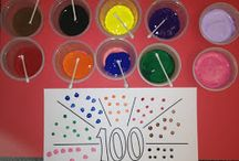teaching - one hundredth day / by kate d