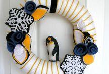 Wreaths / by Sarah Dixey