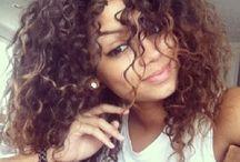 Curly Hair Photos