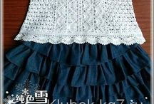 crochet señoras