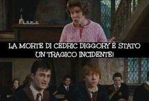 battute Harry Potter