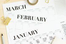 Calendars 2017