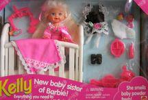 Barbies I had
