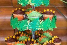 cumpleaños dinosaurios ideas