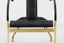 Statement Chairs / Nothing quite makes an impact in a room like a carefully chosen statement chair.