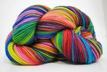 Pletení - vlna     (yarn)