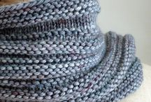 Knit - Cowls / by SK Kency