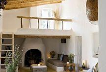 Decoração Salas de Estar / Ideias e inspiração para decorar a sala de estar com conforto e estilo...