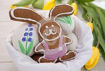Easter cookies / Easter Bunny cookies