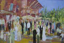 Iliana's wedding