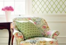 Prints & Patterns / by Jenny Tuttle