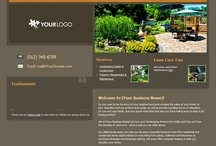 Free Websites for Landscaping Contractors / Professional Websites for Landscaping Contractors. Web Start Today helps you create a great impression on your prospects and customers with professional websites designed specifically for Landscaping Contractors. Our easy to use Website Builder allows you to build a well-constructed, effective online presence in no time at all. / by Web Start Today, Inc.