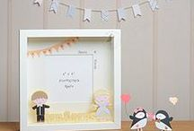 Wedding Wall Art Framed