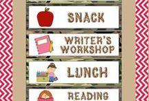 Classroom Organization / by Ashley Nielsen