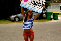 Summer bangzz! / by Paige Fletcher