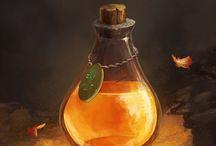Potions et alchimie