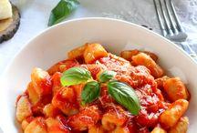 Pasta and Gnocchi