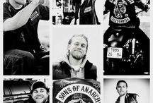 Sons of Anarchy / So obsessed with this show + Charlie Hunnam!!!!! / by tranquil