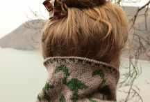 Crochet & Knits / by Sarah Marshall