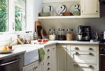 kitchen ideas / by Suzanne Johnson