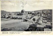 Mosques on postcards / Mosques from around the world on old postcards
