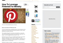 Ministry Best Practices / by Bill Reichart