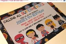 Birthday Parties / by Shannon Stumm