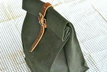 Bags / Bag inspiration, tote bags, leather totes, canvas bags, leather details  / by PRIMARY