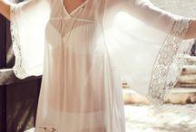 Lingerie / Underneath your clothes