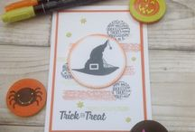 Stampin' Up - Spooky Cat