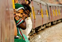India by Rail / by Indian Luxury Trains