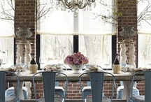 Diningroomdeas / by Laura Castle