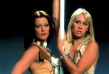 ABBA Agnetha och Frida