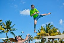 """Fun in the Sun / """"It is more important to click with people than to click the shutter."""" – Alfred Eisenstaedt"""
