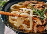 Japán & Koreai Food & Drinks
