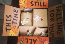 college care package / by Nydia Castellano