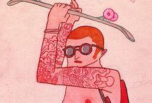 Ilustraciones y afiches que adoro / illustrations_posters