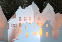 Domy a domečky