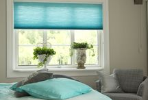 Duette® Blinds / Our stunning new range of energy-saving Duette® blinds