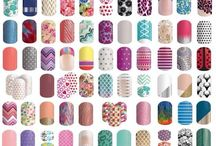 Jamberry Nails / You can buy, host, or join my team at angjams23.jamberry.com