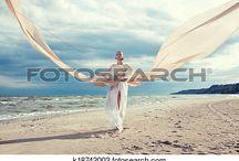Beach Flowy Dress