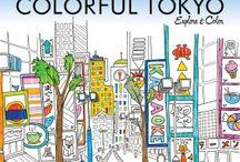 Steph Calvert/Adult Coloring Books Art / Illustration/Design for Hire & License