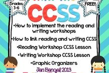 Common core writing / by Amber Spears