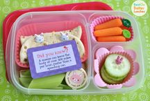 Bento and Lunch inspiration