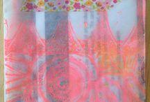 Gelli Printing / by Vee Felton Fields