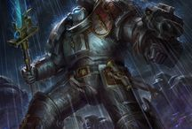 W40K: Adeptus Astartes: Grey Knights