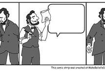 Comic Strip Characters