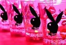 Playboy sklenice