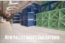 New pallet racks San Antonio