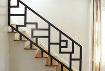 Balustrady schody